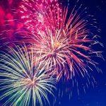 newyear fireworks